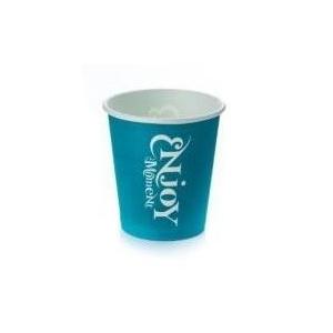 Стакан бумажный для горячих напитков Enjoy the Moment 150мл