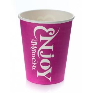 Стакан для горячих напитков Enjoy the Moment 250мл бумага