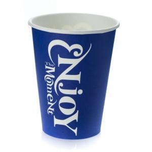 Стакан для горячих напитков Enjoy the Moment 300мл бумага