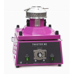 Аппарат сладкой ваты начального уровня, горизонтальная подача, средний уровень производительности (3кг/час)