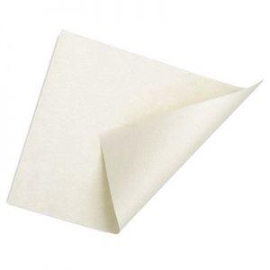 Бумага оберточная 280х280мм белая