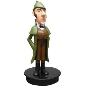 Игрушка-топпер, «Шерлок Гномс»