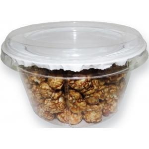 Попкорн готовый в пластиковом стакане «Карамель с кунжутом», 45г