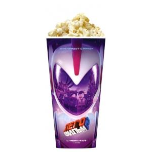 V 24 Стакан для попкорна «Лего Фильм 2»