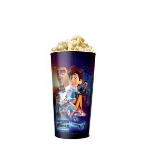 V 24 Стакан для попкорна «Камуфляж и шпионаж»