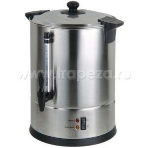 Водонагреватель гейзерный для приготовления чая или кофе,  6.65л, дв.стенки