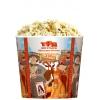 V 85 Стакан для попкорна «Три богатыря и Наследница престола»