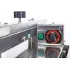 Гриль электрический контактный полуавтомат, 2 зоны 0.31м2, поверхность гладкая+гладкая хром, настольный, 4х220В
